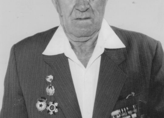 Адамян Татевос Багратович